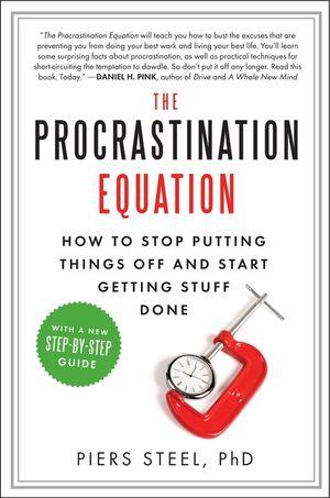 The Procrastination Equation book image