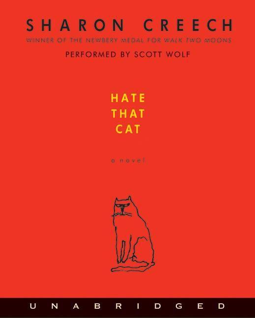 Hate That Cat - Sharon Creech - Digital Audiobook