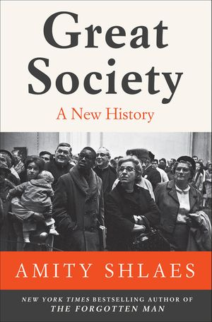 Great Society book image