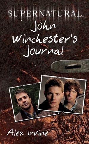 Supernatural: John Winchester's Journal book image