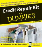 Credit Repair Kit for Dummies Downloadable audio file ABR by Steve Bucci