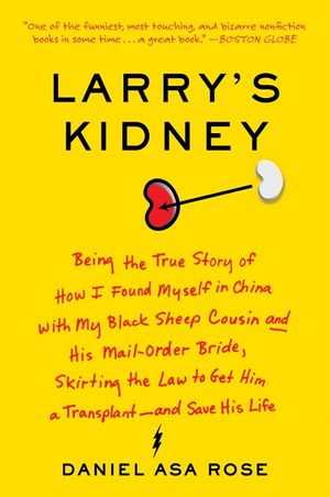 Larry's Kidney book image