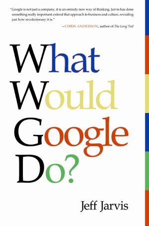 What Would Google Do? book image