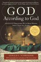 God According to God Paperback  by Gerald Schroeder
