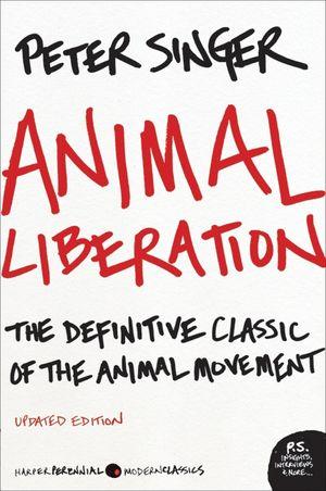 Animal Liberation book image