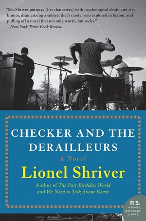 Checker and the Derailleurs book image