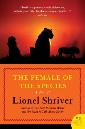 The Female of the Species book image