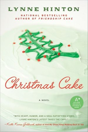 Christmas Cake book image