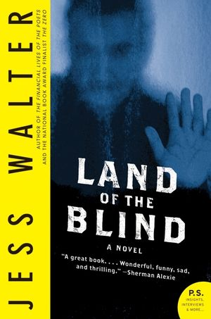 Land of the Blind book image