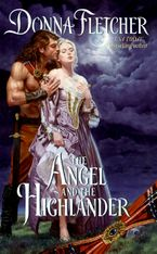 The Angel and the Highlander Paperback  by Donna Fletcher