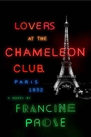 Lovers at the Chameleon Club, Paris 1932 book image