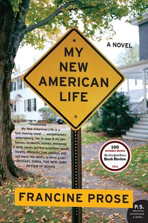 My New American Life book image