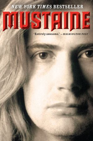Mustaine book image