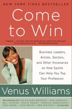 Come to Win Paperback  by Venus Williams
