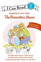 The Berenstain Bears I Can Read Collection Paperback  by Jan Berenstain