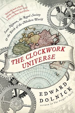 The Clockwork Universe book image
