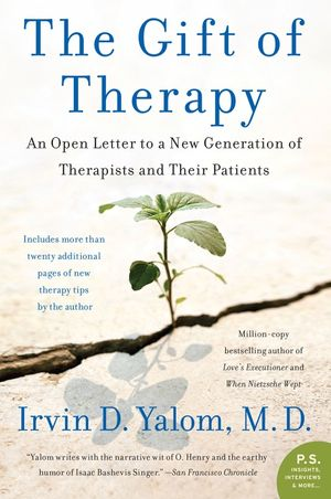 The Gift of Therapy book image