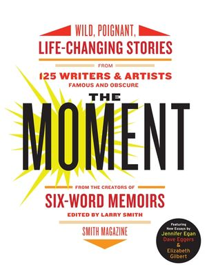 The Moment book image