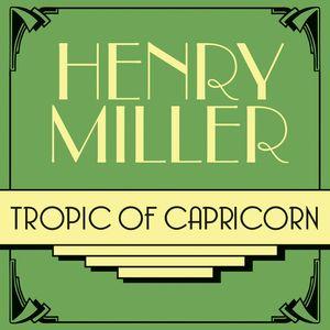Tropic of Capricorn book image