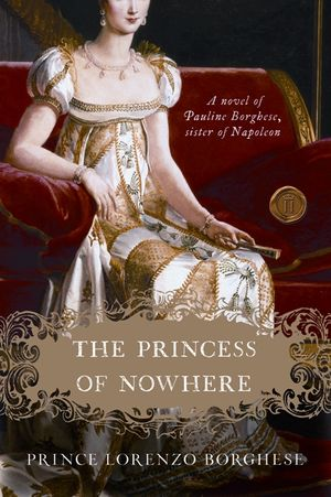 The Princess of Nowhere book image