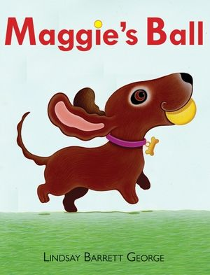 Maggie's Ball book image