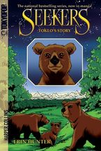 Seekers: Toklo's Story Paperback  by Erin Hunter