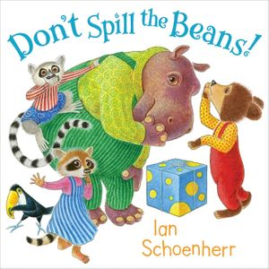 Don't Spill the Beans! book image