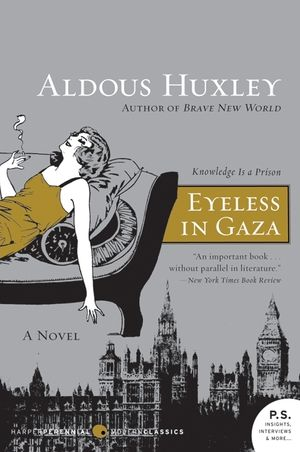 Eyeless in Gaza book image