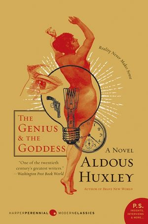 The Genius and the Goddess book image