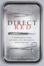 Direct Red Paperback  by Gabriel Weston