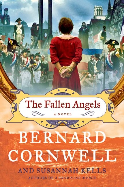 The fallen angels bernard cornwell susannah kells paperback the fallen angels read a sample enlarge book cover fandeluxe Image collections