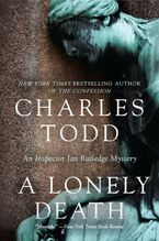 A Lonely Death Paperback  by Charles Todd