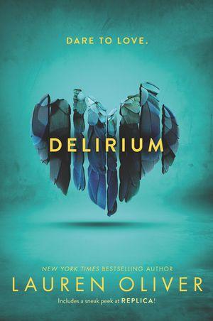 Delirium book image