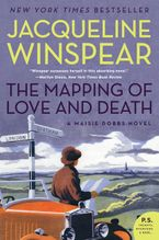 The Mapping of Love and Death Paperback  by Jacqueline Winspear