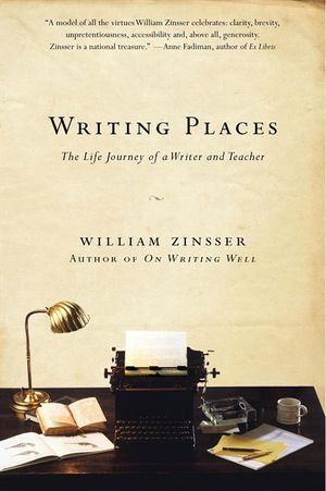 Writing Places book image