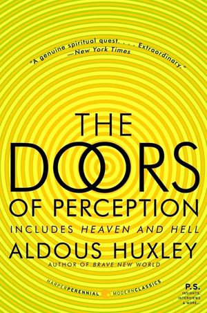 The Doors of Perception and Heaven and Hell book image