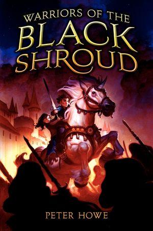 Warriors of the Black Shroud book image