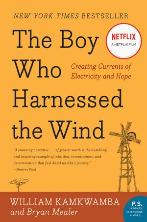The Boy Who Harnessed the Wind book image