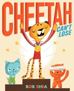 Cheetah Can't Lose book image