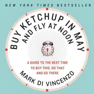 Buy Ketchup in May and Fly at Noon book image