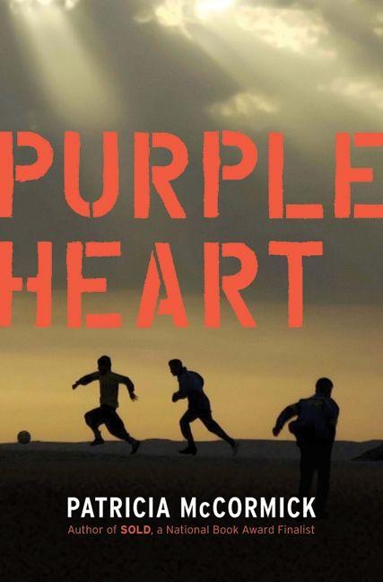 purple heart patricia mccormick summary