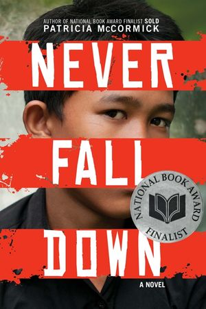 Never Fall Down book image