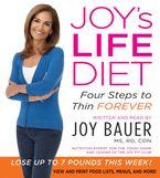 Joy's Life Diet CD