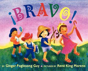 Bravo! book image