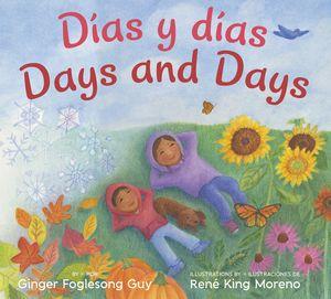 Dias y Dias/Days and Days book image