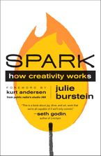 Spark Paperback  by Julie Burstein