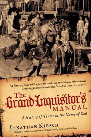 The Grand Inquisitor's Manual book image