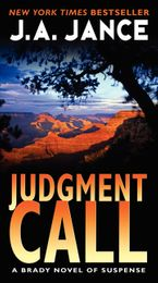 Judgment Call Paperback  by J. A. Jance
