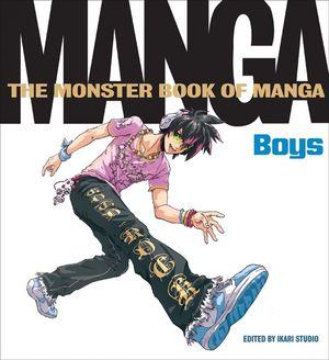 Monster Book of Manga: Boys book image