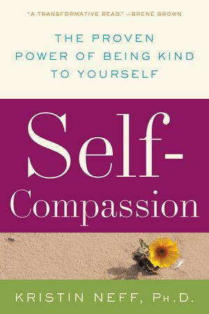 Self-Compassion book image